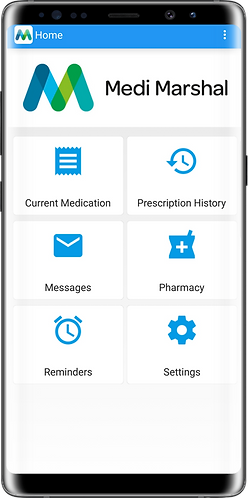 Picture of Medi Marshal App