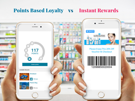 POINTS vs REWARDS:  Which Works Best?
