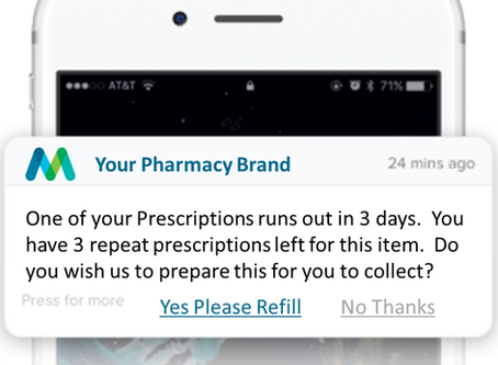 How Are Mobile Apps Disrupting The Pharmacy Market?