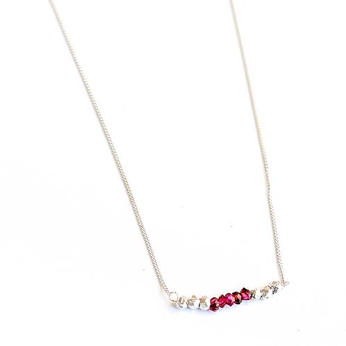Cherish Sterling Silver Necklace