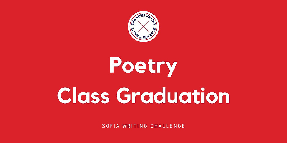 Poetry Class Grand Finale