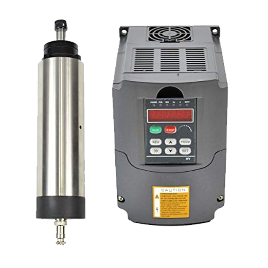 1.5kw air cooled Spindle + VFD Kit