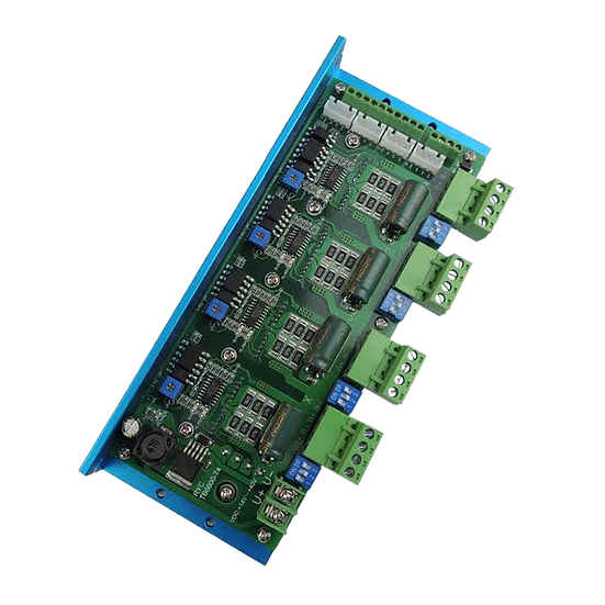 4 Axis Stepper driver board (TB6600-T4)