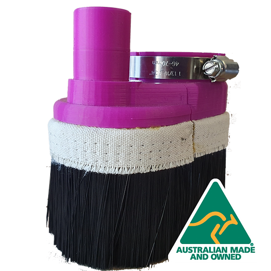 Quick Access magnetic Dust Shoe (65-80mm)