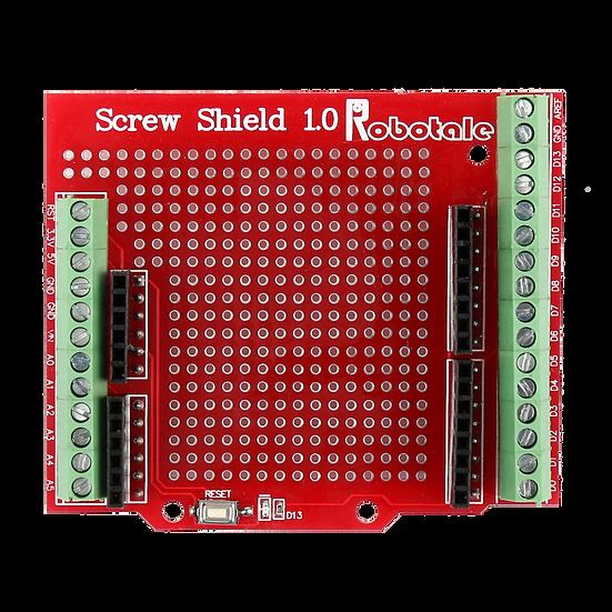 Uno Screw shield