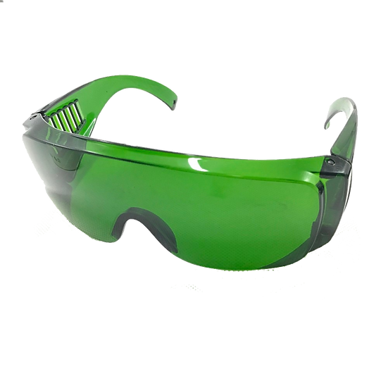 Laser protection goggles (405-500nm)