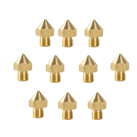 Brass Nozzles for Creality CR10S Pro