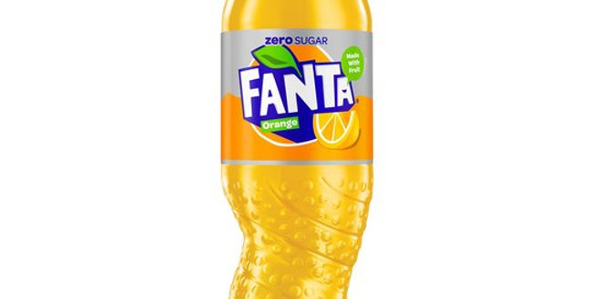 FANTA ORANGE ZERO (12x500ml)