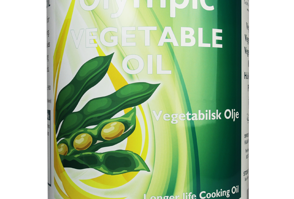 OLYMPIC VEGETABLE OIL 20 LTR DRUM