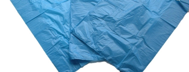 BLUE LARGE VEST CARRIER BAGS (x1000)