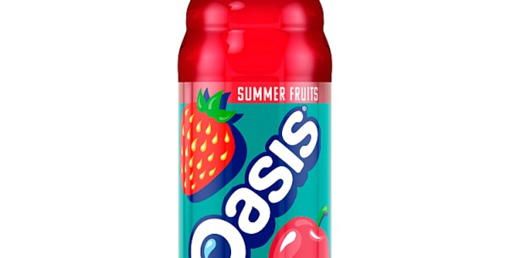 OASIS SUMMER FRUITS (12x500ml)