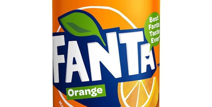 Fanta Orange (24x330ml)