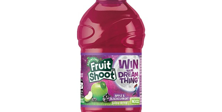 FRUIT SHOOT APPLE & BLACKCURRENT (12x275ml)
