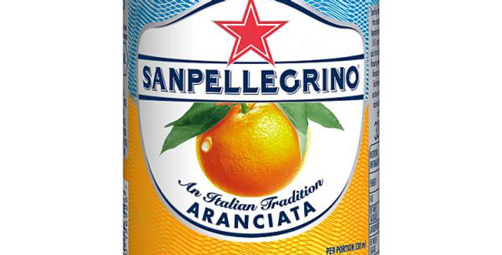 San Pellegrino Orange (24x330ml)