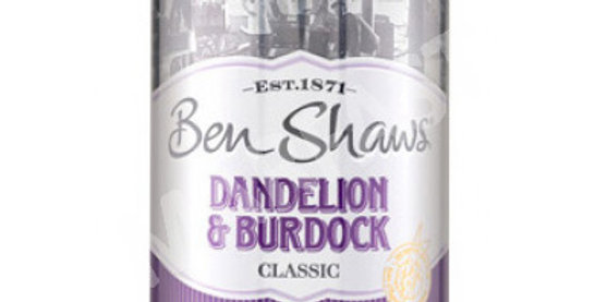 Ben Shaws D&B (24x330ml)