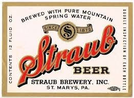Straubs Pint Night