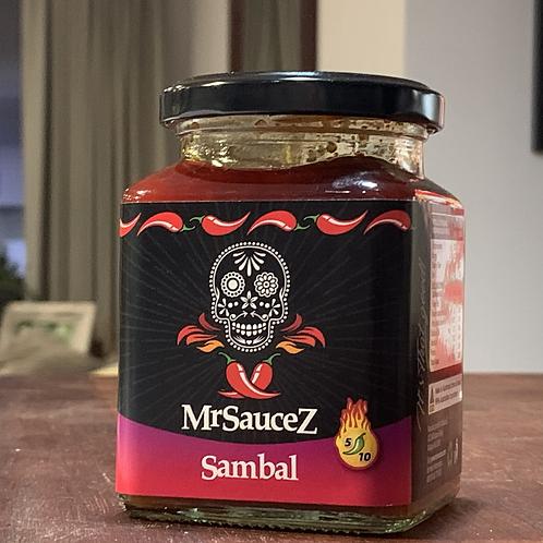 MrSauceZ Sambal