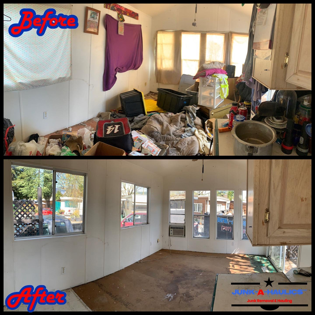 eviction clean out