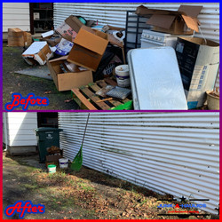 junk removal & hauling
