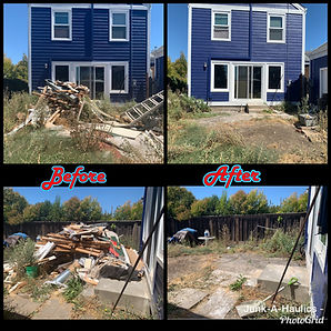 Residential Construction Debris Removal