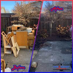 remodel debris removal