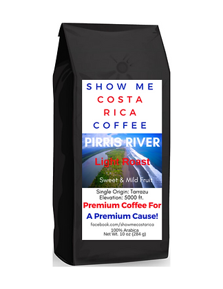 Pirris River Light Roast