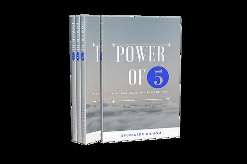 4 POWER OF 5 JOURNALS