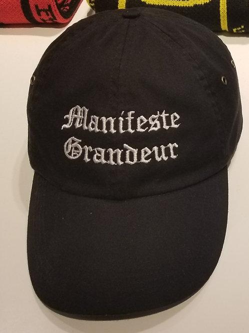 Manifeste Grandeur France Dad Hat
