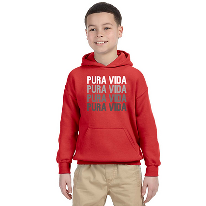 "Youth ""On Repeat"" Pura Vida Hoodie"