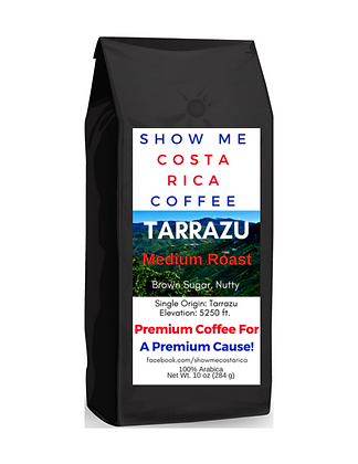 Tarrazu Medium Roast