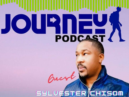 Sylvester Featured On The Journey Podcast