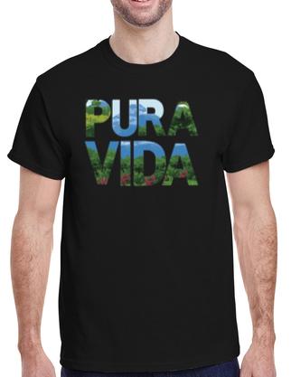 """""""The Arenal"""" Pura Vida T-Shirt"""
