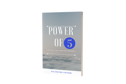 POWER OF 5 JOURNAL