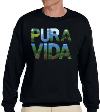 """The Arenal"" Pura Vida Crewneck"