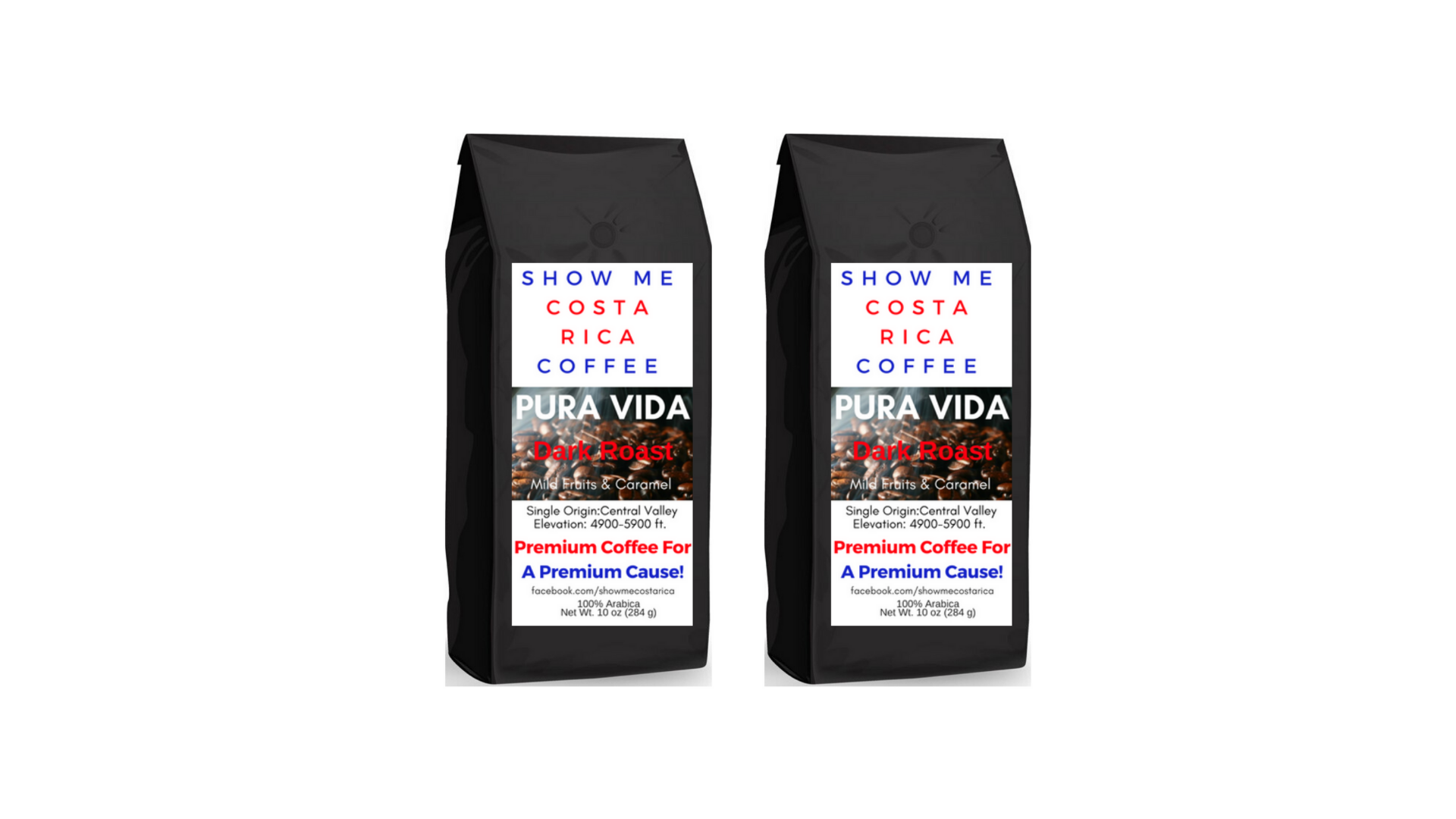 2 Bags Of Your Favorite Coffee