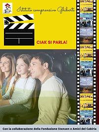 Copia di Illustrated Film Club Recruitme