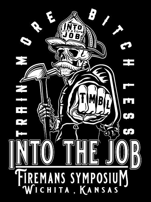 (PRE-ORDER)Into the Job Firemans Symposium T Shirt