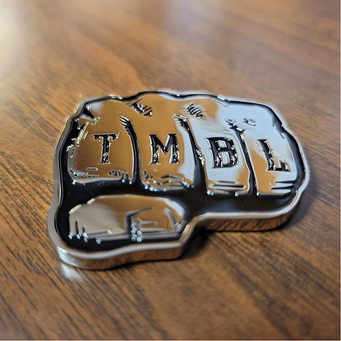 TMBL-Into the Job Challenge Coin