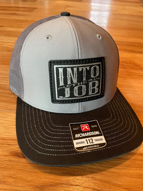 Into The Job Patch Hat (black/grey)