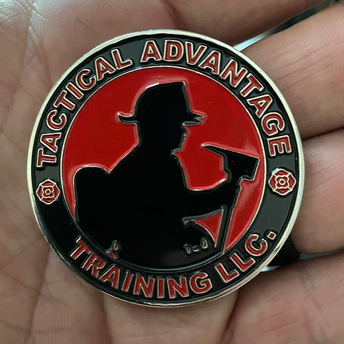 Tactical Advantage Coin