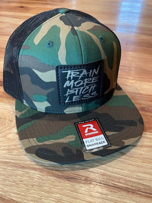 TMBL FLATBILL CAMO Hat