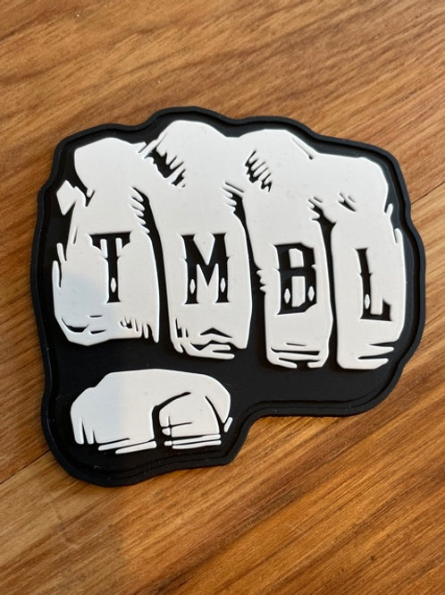 TMBL Knuckles PVC Patch