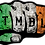 Thumbnail: (2 PACK) TMBL IRISH Knuckle Helmet Decal