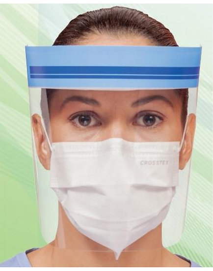 Face Shields by Cantel Medical (400 Pieces)