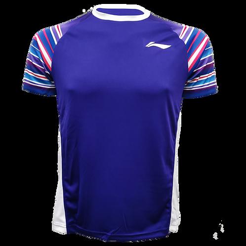 LI-NING Round Neck T-shirt (ATSP4326-6 Purple)