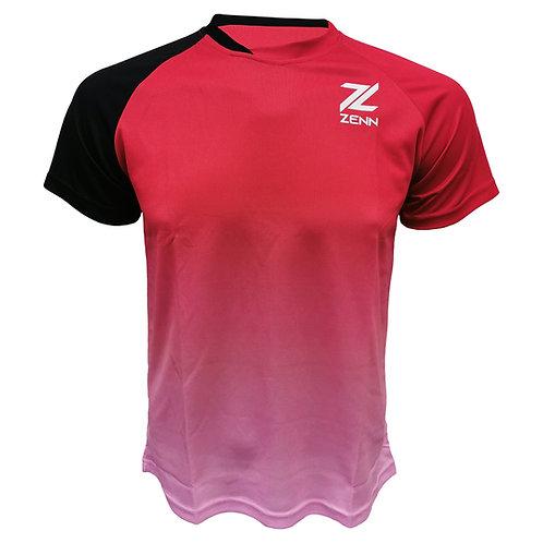ZENN Tournament T-shirt (ZTST1906-2 Red)