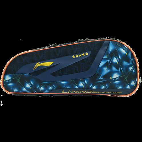 12-in-1 Badminton Racket Bag (Blue)