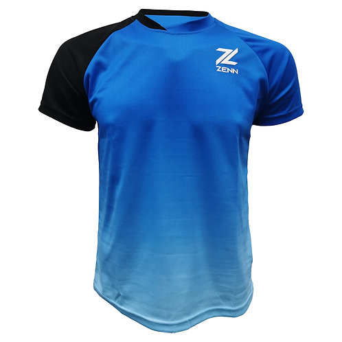 ZENN Tournament T-shirt (ZTST1906-1 Blue)