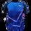 Thumbnail: LI-NING Round Neck T-shirt (ATSN499-3 Blue)