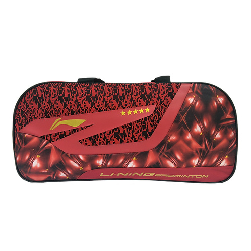 LI-NING 9 in 1 Racket Bag (Red)
